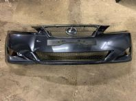 2007 LEXUS IS220 FRONT BUMPER SPARES REPAIRS DAMAGED! SEE PICS! XE20 05-12 IS250